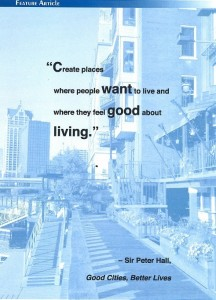 Principles of Placemaking
